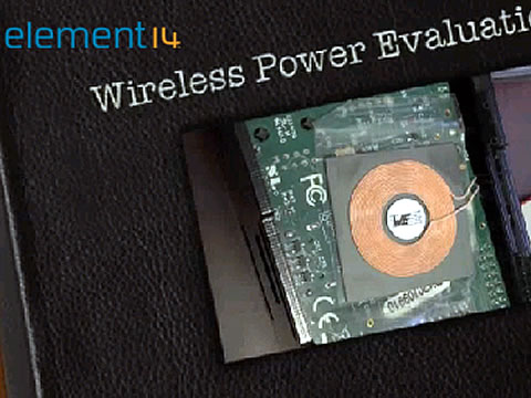 Wireless Powered Raspberry Pi (a.k.a. Pi Qi Pi)